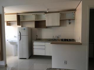 Apartamento Mobiliado 45 m² em Mauá - Jardim Pilar.