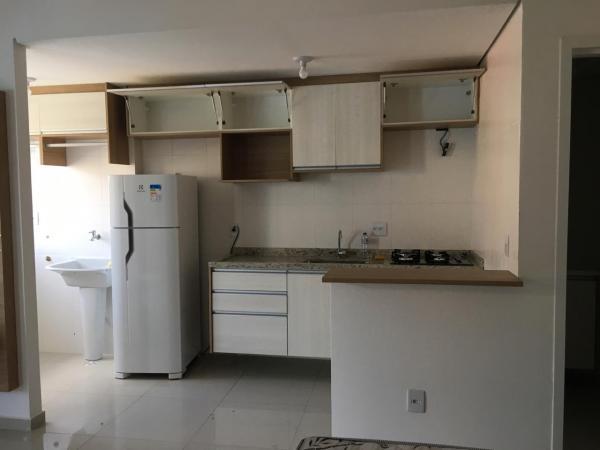 Santo André: Apartamento Mobiliado 45 m² em Mauá - Jardim Pilar. 1