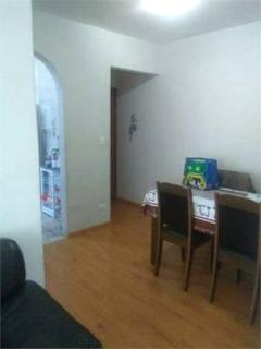 Santos: Apartamento Residencial Saboó 9