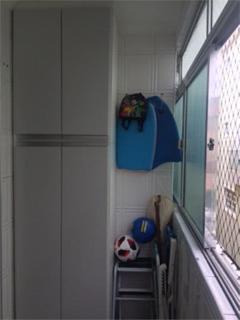 Santos: Apartamento  Bouqueirao 8