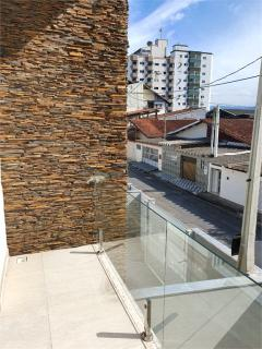 Santos: Sobrado Residencial Boqueirão Completo 5