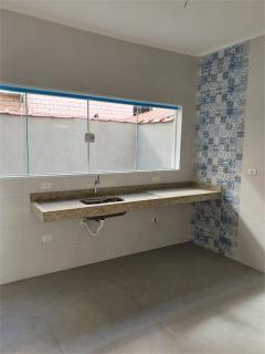 Santos: Sobrado Residencial Boqueirão Completo 6