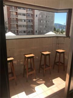 Santos: Apartamento na Guilhermina 2
