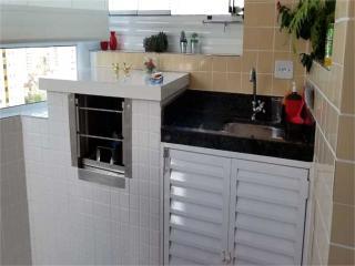 Santos: Apartamento Tupi 7