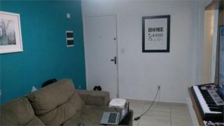 Santos: Apartamento Residencial Aviação Completo 1