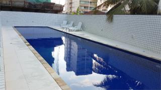 Santos: Apartamento Residencial Aviação Completo 10