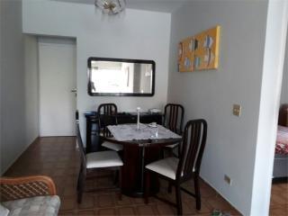 Santos: Apartamento Residencial Enseada Completo 3