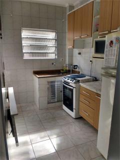 Santos: Apartamento Residencial Vila Valença 5