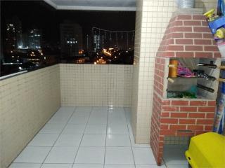 Santos: Apartamento Residencial Guilhermina 4