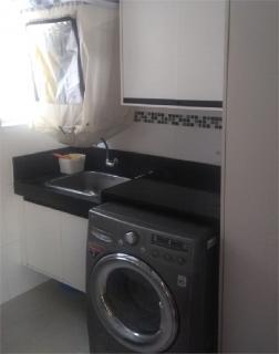 Santos: Apartamento 3dorms. Ar condicionado Tupy 12
