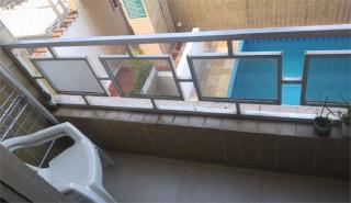 Santos: Apartamento 3dorms. Ar condicionado Tupy 18