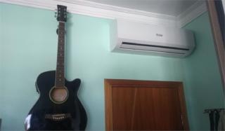 Santos: Apartamento 3dorms. Ar condicionado Tupy 6