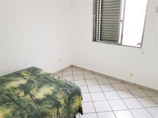 Santos: Apartamento Campo G 6