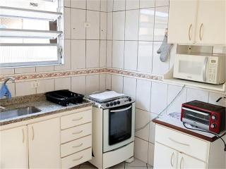 Santos: Apartamento Campo G 9