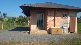 Barra Velha: Casa de madeira com 2 quartos 950 metros do mar, aceito carro como parte de pagamento 7