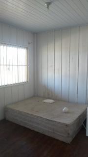 Barra Velha: Casa de madeira com 2 quartos 950 metros do mar, aceito carro como parte de pagamento 8