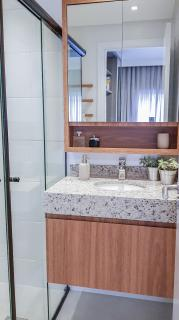 Florianópolis: Apartamento 2 e 3 dormitórios com suíte a venda em Barreiros São José SC 2