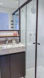 Florianópolis: Apartamento 2 e 3 dormitórios com suíte a venda em Barreiros São José SC 4