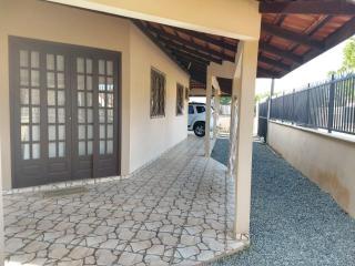 Barra Velha: Casa com 3 quartos, sendo 1 suíte 550 metros do mar e com documentação pronta para financiar pelo banco 7