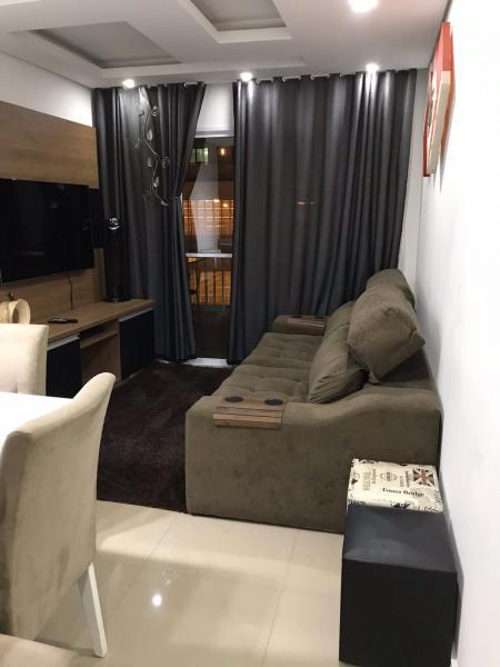 Santo André: Lindo Apartamento 3 Dormitórios 80 m² Condomínio Venturi em São Bernardo do Campo - Vila Vivaldi. 2