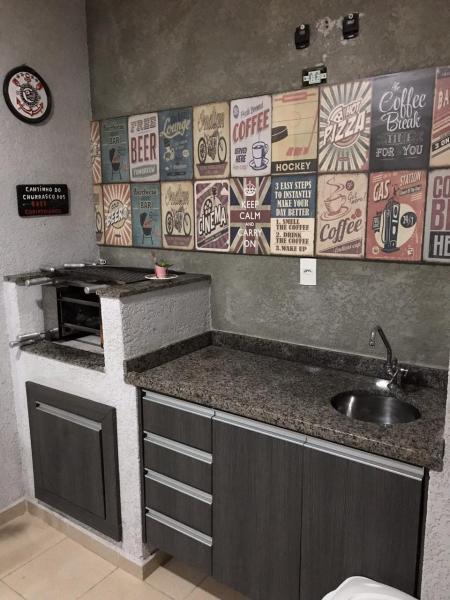 Santo André: Lindo Apartamento 3 Dormitórios 80 m² Condomínio Venturi em São Bernardo do Campo - Vila Vivaldi. 3