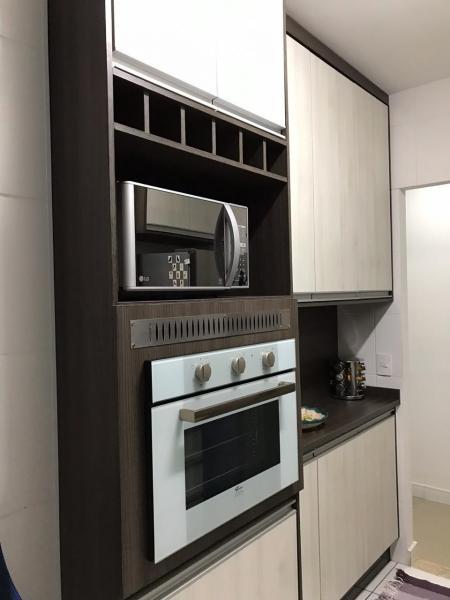 Santo André: Lindo Apartamento 3 Dormitórios 80 m² Condomínio Venturi em São Bernardo do Campo - Vila Vivaldi. 4