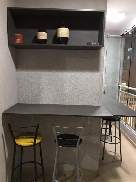 Santo André: Lindo Apartamento 3 Dormitórios 80 m² Condomínio Venturi em São Bernardo do Campo - Vila Vivaldi. 5