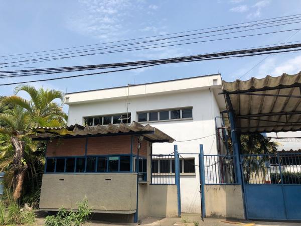 Santo André: Excelente Galpão Industrial 7.196 m² em Mauá - Vila João Ramalho. 4