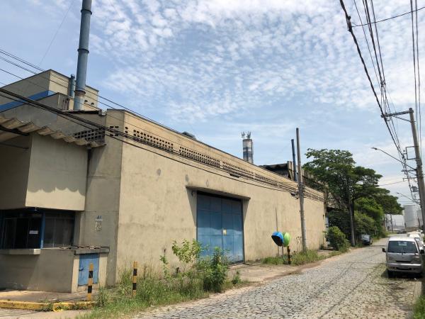 Santo André: Excelente Galpão Industrial 7.196 m² em Mauá - Vila João Ramalho. 5