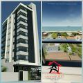 Piçarras: Apartamento alto padrão c/ vista p/ o mar e 50m da praia! Forma de pagamento negociável!