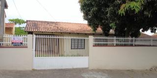 Barra Velha: Casa com 2 quartos, rua calçada e 220 metros do mar 1