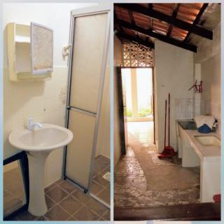 Barra Velha: Casa com 2 quartos, rua calçada e 220 metros do mar 18