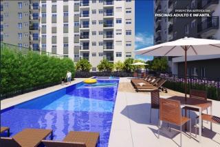 São Paulo: Apartamento 2 dorms., terraço e vaga - Moóca 2