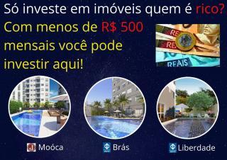 São Paulo: Apartamento 2 dorms., terraço e vaga - Moóca 5