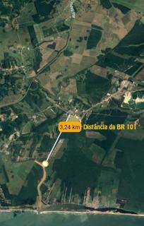 Barra Velha: Chácara com 2500m² com pomar, árvores frutíferas, área verde de pastagem com mais uma casa de 3 quartos 14