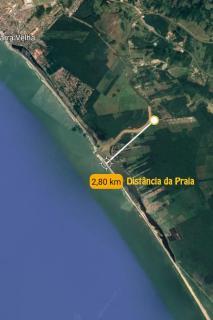 Barra Velha: Chácara com 2500m² com pomar, árvores frutíferas, área verde de pastagem com mais uma casa de 3 quartos 15