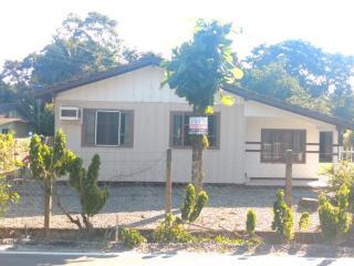 Barra Velha: Chácara com 2500m² com pomar, árvores frutíferas, área verde de pastagem com mais uma casa de 3 quartos 4