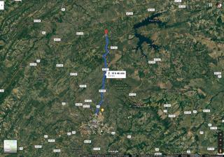 Cuiabá: VENDO!!! Um sítio de 15 hectares na estrada do Manso 58 km de asfalto + 21 de chão, 1