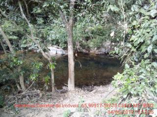 Cuiabá: VENDO!!! Um sítio de 15 hectares na estrada do Manso 58 km de asfalto + 21 de chão, 12