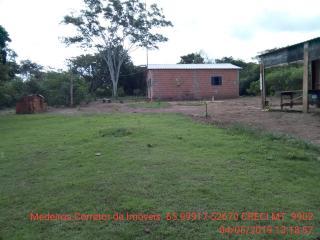 Cuiabá: VENDO!!! Um sítio de 15 hectares na estrada do Manso 58 km de asfalto + 21 de chão, 24