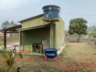 Cuiabá: VENDO!!! Uma chácara com 2.81 hectares na região do bandeira 12 km de Cuiabá-MT, sendo 8 km de chão 1
