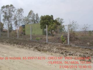 Cuiabá: VENDO!!! Uma chácara com 2.81 hectares na região do bandeira 12 km de Cuiabá-MT, sendo 8 km de chão 14