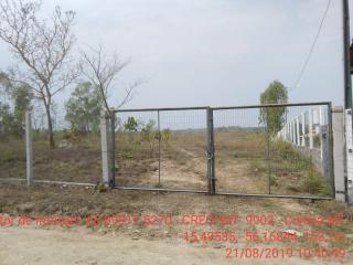 Cuiabá: VENDO!!! Uma chácara com 2.81 hectares na região do bandeira 12 km de Cuiabá-MT, sendo 8 km de chão 15