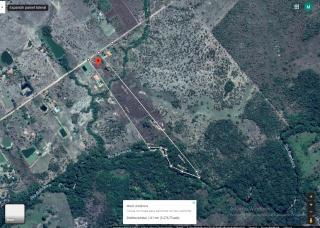 Cuiabá: VENDO!!! Uma chácara com 2.81 hectares na região do bandeira 12 km de Cuiabá-MT, sendo 8 km de chão 9