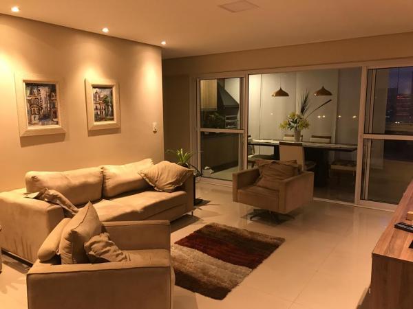 Santo André: Excelente Apartamento 3 Suítes 3 Vagas 135 m² em São Bernardo do Campo - Baeta Neves. 3