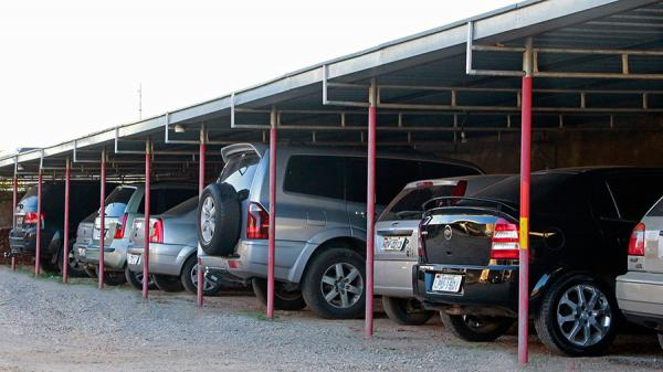 Santo André: Excelente Estacionamento 800 m² Parcialmente Coberto no Centro de Santo André. 1