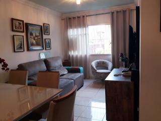 Apartamento em Jardim Camburi ES, 3 quartos, 83m2, frente, armários embutidos, dependência de empregada, 1 vaga de garagem