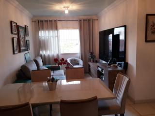 Vitória: Apartamento em Jardim Camburi ES, 3 quartos, 83m2, frente, armários embutidos, dependência de empregada, 1 vaga de garagem 2