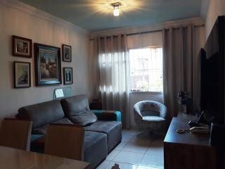 Vitória: Apartamento em Jardim Camburi ES, 3 quartos, 83m2, frente, armários embutidos, dependência de empregada, 1 vaga de garagem 3