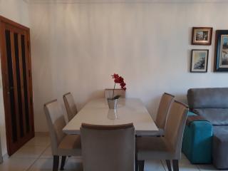 Vitória: Apartamento em Jardim Camburi ES, 3 quartos, 83m2, frente, armários embutidos, dependência de empregada, 1 vaga de garagem 4